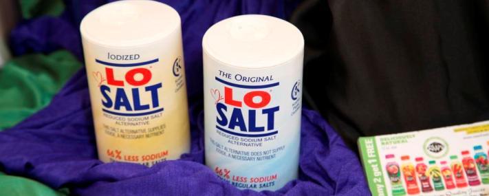 Lo salt potassium