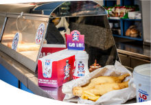 GoLo Chip Shop Campaign