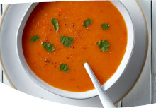 Roasted Pepper & Paprika Soup