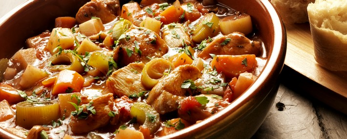 Chicken And Vegetable Casserole Recipe